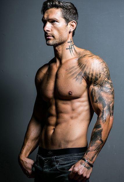 manly tatuaje