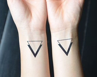 Tatuajes Geométricos Diseños Tattop