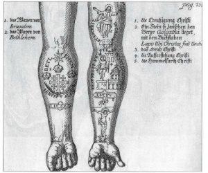 Tatuajes Una Historia Milenaria